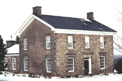 The houses below show typical construction styles 1840 to