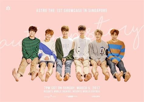 [UPCOMING EVENT] Korea's Rising Boy Band, ASTRO, To Hold
