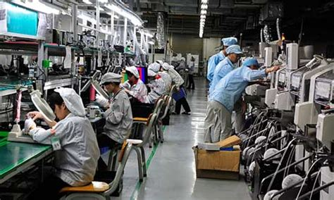The real price of an iPhone 5: life in the Foxconn factory