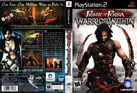 THE GAMES MANIA: Prince of Persia: Warrior Within (PS2)