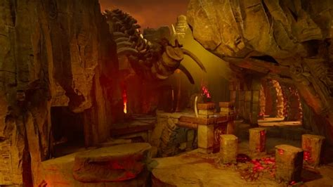 Doom Official Multiplayer Maps Explored - IGN Video