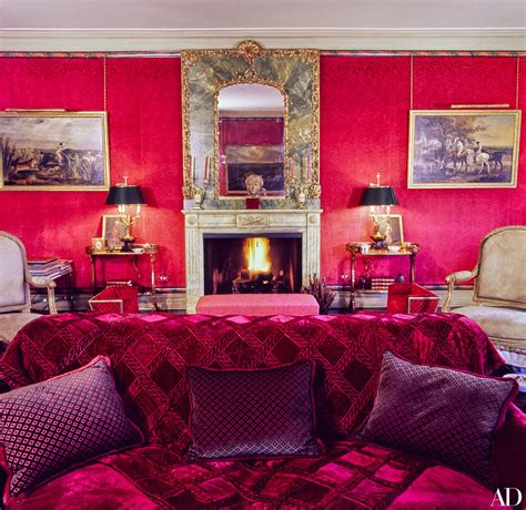 Inside Lee Radziwill's Home in New York City Photos