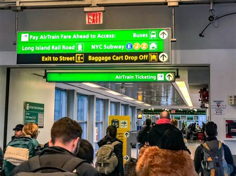 Step-by-Step Guide for Easiest Way from JFK - Manhattan