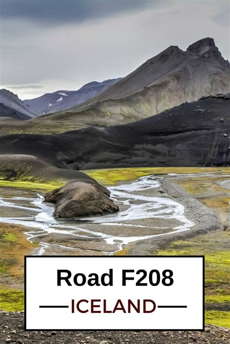 F208 Iceland - Off road stunning landscapes - Photos