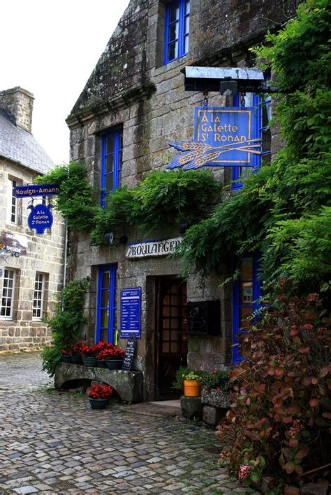 Locronan | Brittany france, France travel, Cool places to