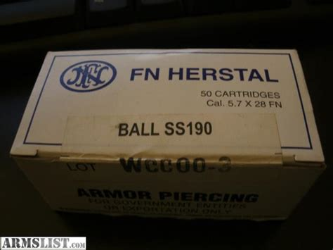 ARMSLIST - For Sale: 5