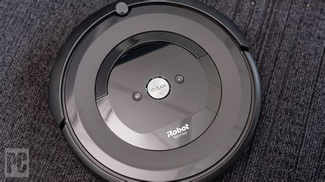 iRobot Roomba e5 Review & Rating   PCMag