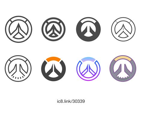 Overwatch Icon - Free PNG and SVG Download
