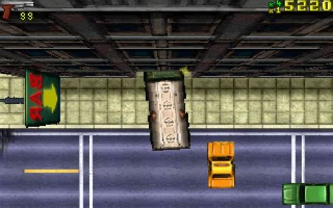 Download Grand Theft Auto racing for DOS (1997