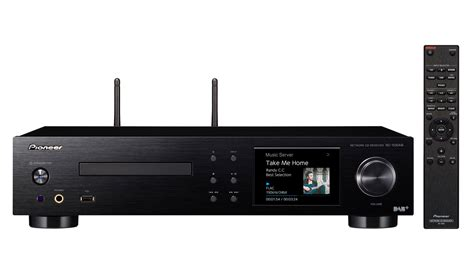 Pioneer NC-50 DAB All-In-One HiFi | CD Player