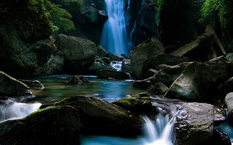 Waterfall Hd Microsoft Surface wallpapers | Tablet
