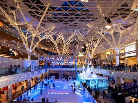 Westfield London Ice Rink   Things to do in London