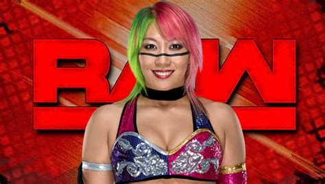 WWE News: Asuka Has A Message For The RAW Roster, Fans