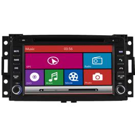 """HUMMER H3 2006/2014 Radios Touch Screen 7 """"DVD GPS"""