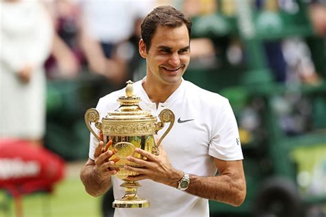 Roger Federer Claims Record Eighth Wimbledon Title   Complex
