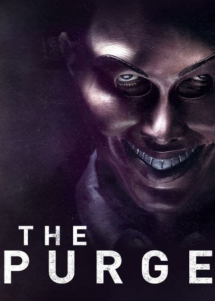 Is 'The Purge' available to watch on Canadian Netflix