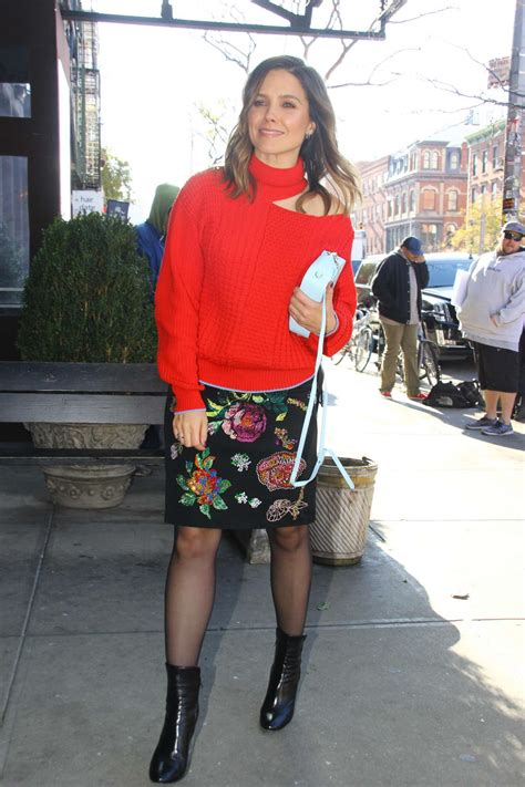 Sophia Bush – Arrives to the Bowery Hotel in NYC | GotCeleb