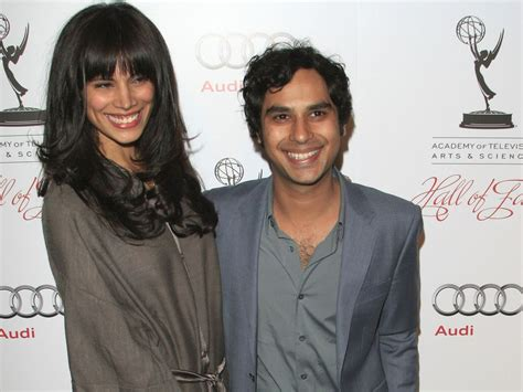 """""""Big Bang Theory""""-Star hat Miss Indien geheiratet"""