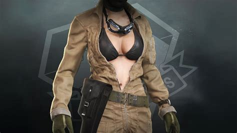MGS5: The Phantom Pain - DLC-Outfit mit »Sexy-Option« für