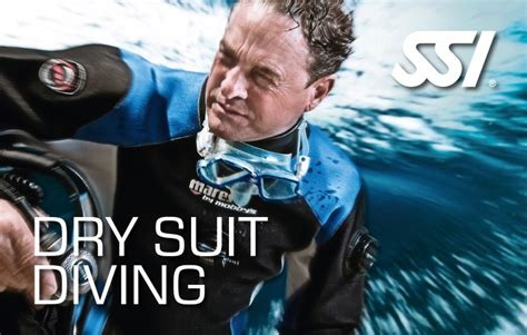 SSI Specialty Kurs Dry Suit Diving - scubaboard