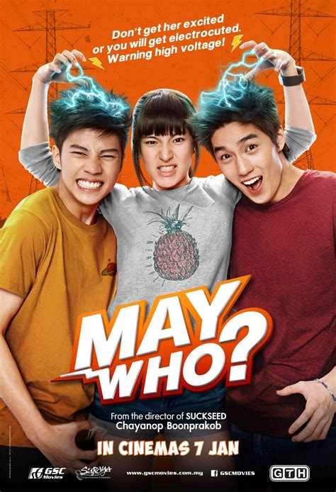 May Who?   Thai Comedy Movie   GSC Movies
