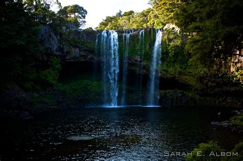 Four Must See New Zealand Waterfalls - Auckland to Bay of