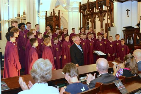 Norwegian Boys' Choir attracts 850 guests to church
