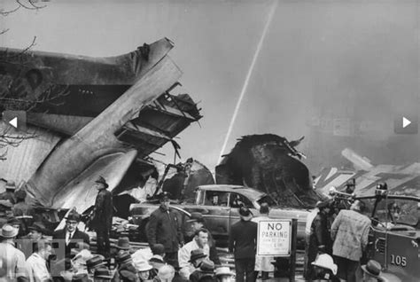 The Park Slope Plane Crash – Rare Photos from the 1960 New