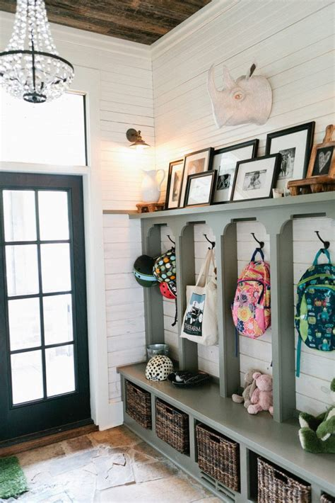 10 Best Mudroom Ideas | The Turquoise Home