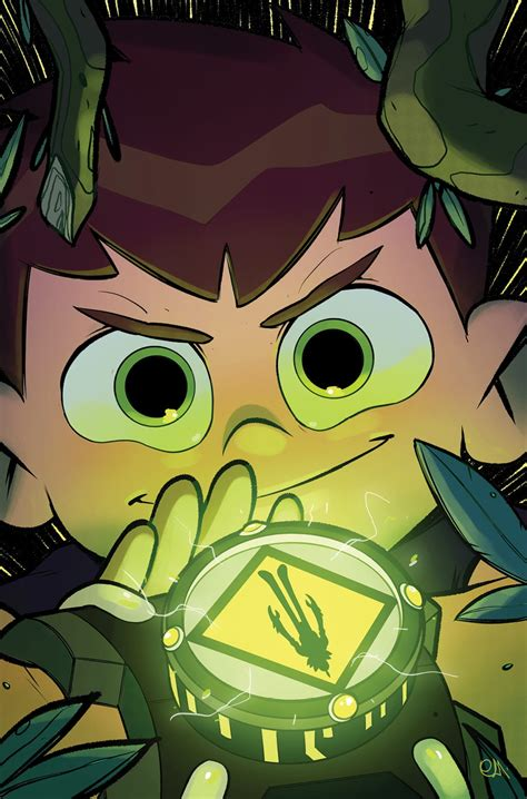 Boom! and Cartoon Network announce Ben 10: For Science