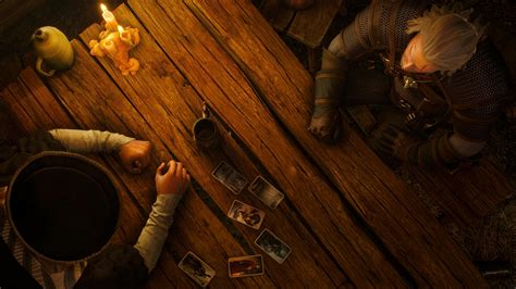The Witcher 3: Gwent: Big City Players - VG247