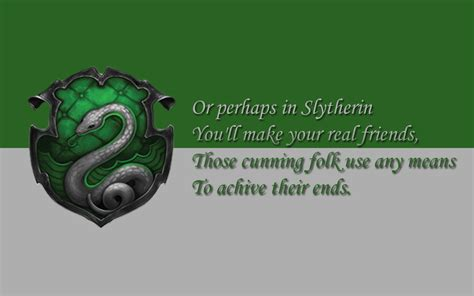 Slytherin Wallpaper Quotes