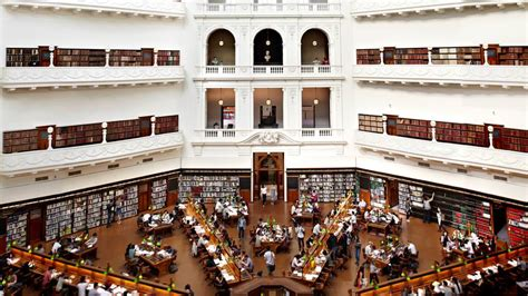 History and vision   State Library Victoria