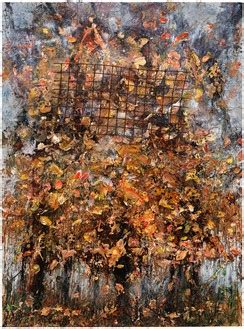 Anselm Kiefer: Transition from Cool to Warm, West 21st