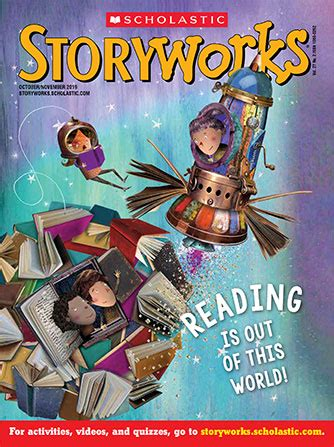 Subscribe or Renew Storyworks 3-6 Magazine Subscription