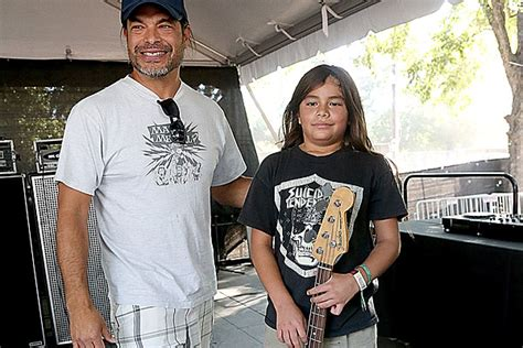 Robert Trujillo's 12-Year-Old Son Is Playing Bass for Korn