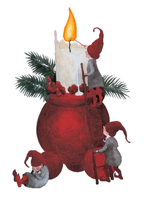 Christmas Candles: Animated Images, Gifs, Pictures