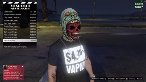 GTA Online's Halloween Surprise goes live with new