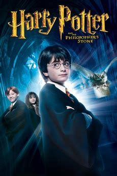 Harry Potter and the Philosopher's Stone (2001) directed